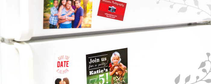 Any Occasion Refrigerator Magnets!