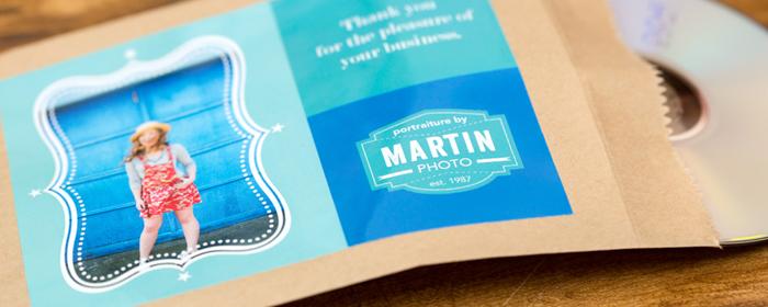 Personalized Custom Professional Press Printed Brand Stickers