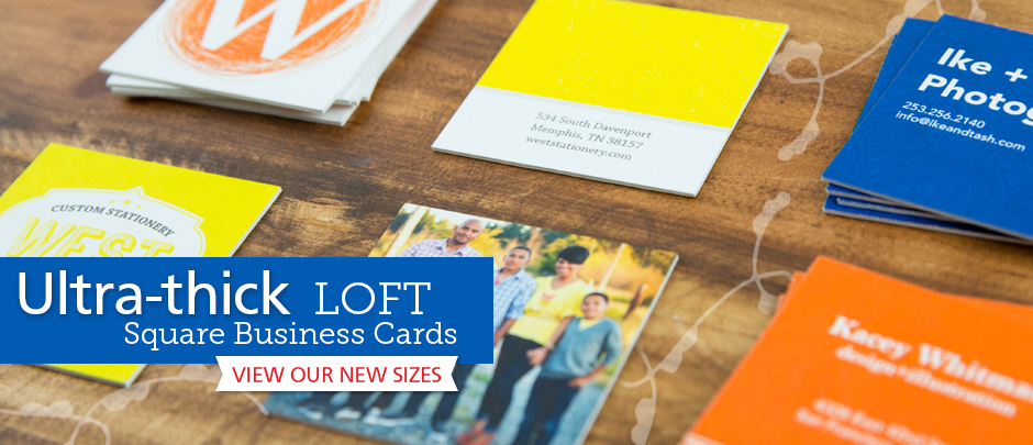 LOFT Business Cards!