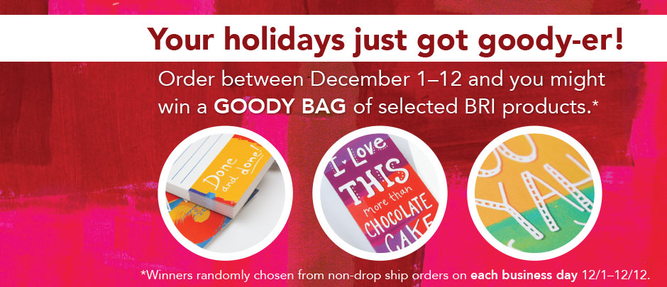 Free Goodies Dec. 1-12
