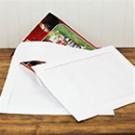 White Window Envelopes