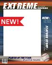 Extreme Baseball Magazine Cover