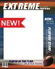 Extreme Football Magazine Cover