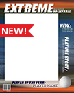 Extreme Volleyball Magazine Cover