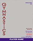 Gymnastics Magazine Cover