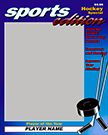 Hockey Magazine Cover