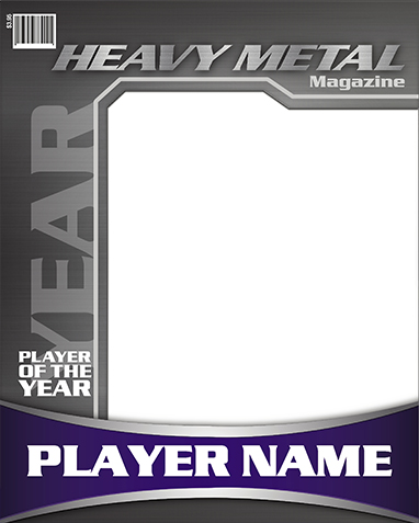 All Purpose Heavy Metal Magazine Cover