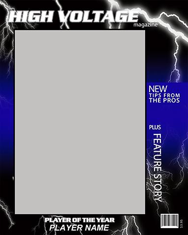 High Voltage Magazine Cover