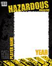 Hazardous Magazine Cover