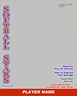 Softball Magazine Cover