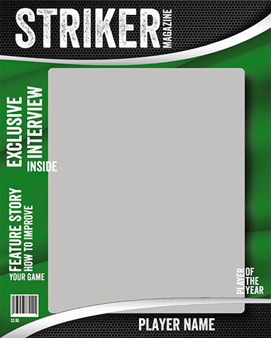 Striker Magazine Cover