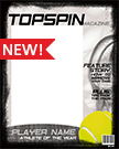 Topspin Magazine Cover