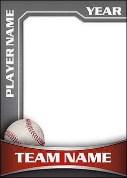 Heavy Metal Baseball Pro Bag Tag