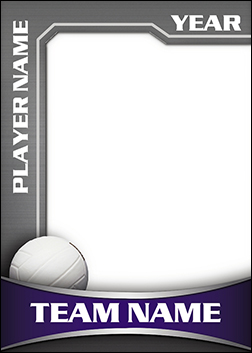 Heavy Metal Volleyball Pro Bag Tag