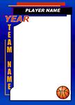 Basketball Pro Bag Tag