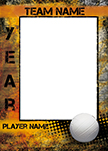 Fierce Volleyball Pro Bag Tag