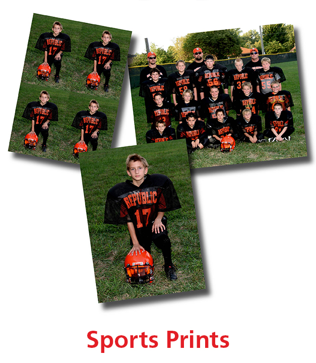 Sports Photographic Prints