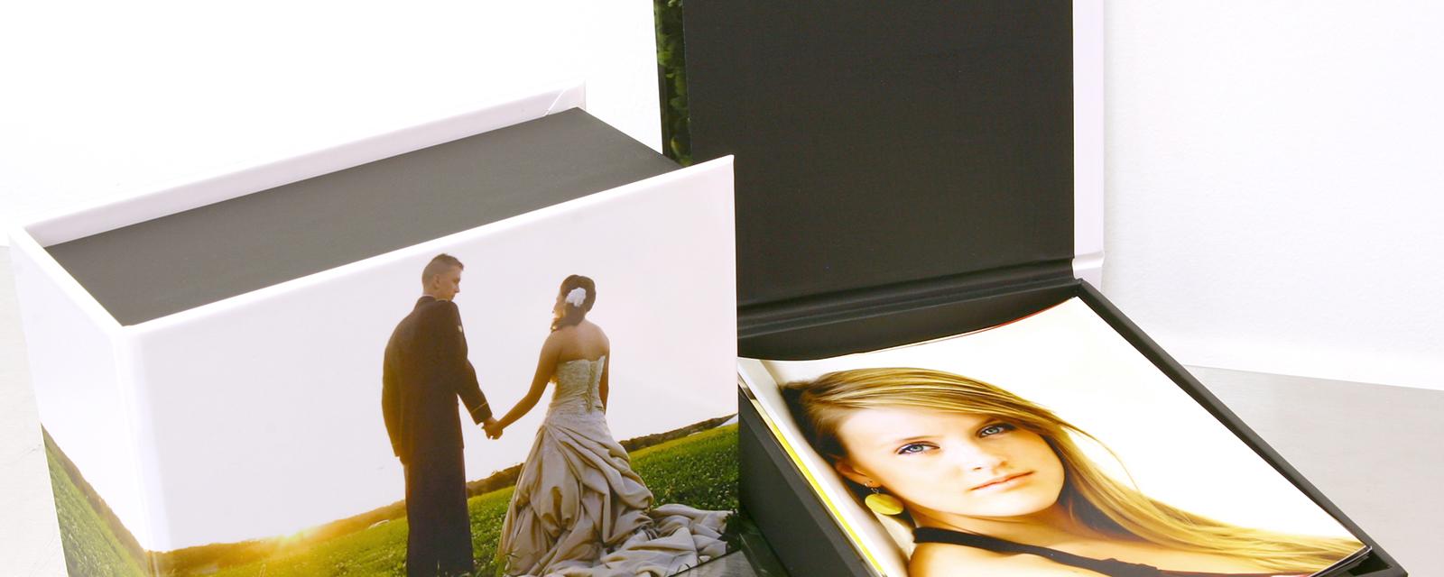 Photo Print Boxes