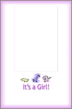 Baby Annoucement Design 3-37