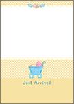 Baby Annoucement Design 1-69