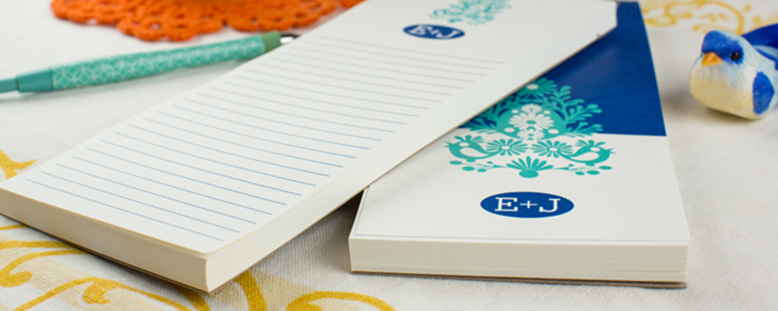 Coverless Notepads