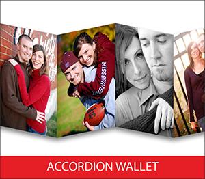 Accordion Wallet Sample Image