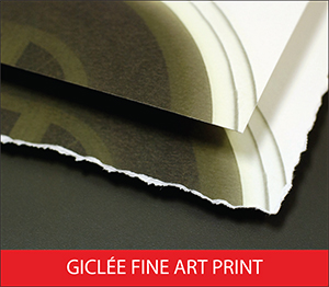 Giclée Fine Art Print Sample Image
