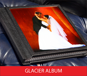 Glacier Album Sample Image