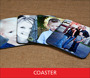 Photo Coaster Sample Image