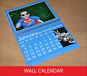 Wall Calendar Sample Image