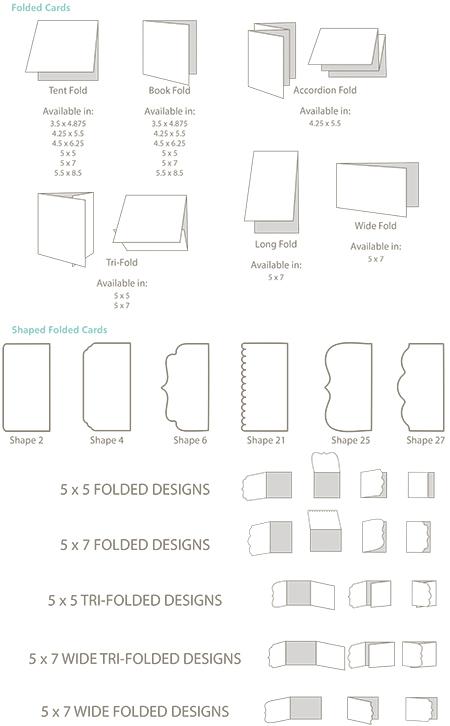 5x5 flat folded tri fold greeting card black river imaging. Black Bedroom Furniture Sets. Home Design Ideas