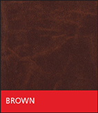 Brown Faux Leather