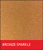 Bronze Sparkle Cover for photographers for cases, books and boxes