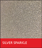 Silver Sparkle Cover for photographers for cases, books and boxes