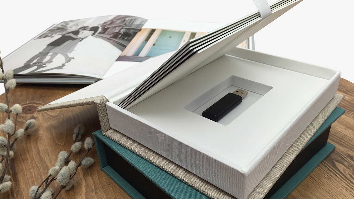 Folio Boxes now fits USBs