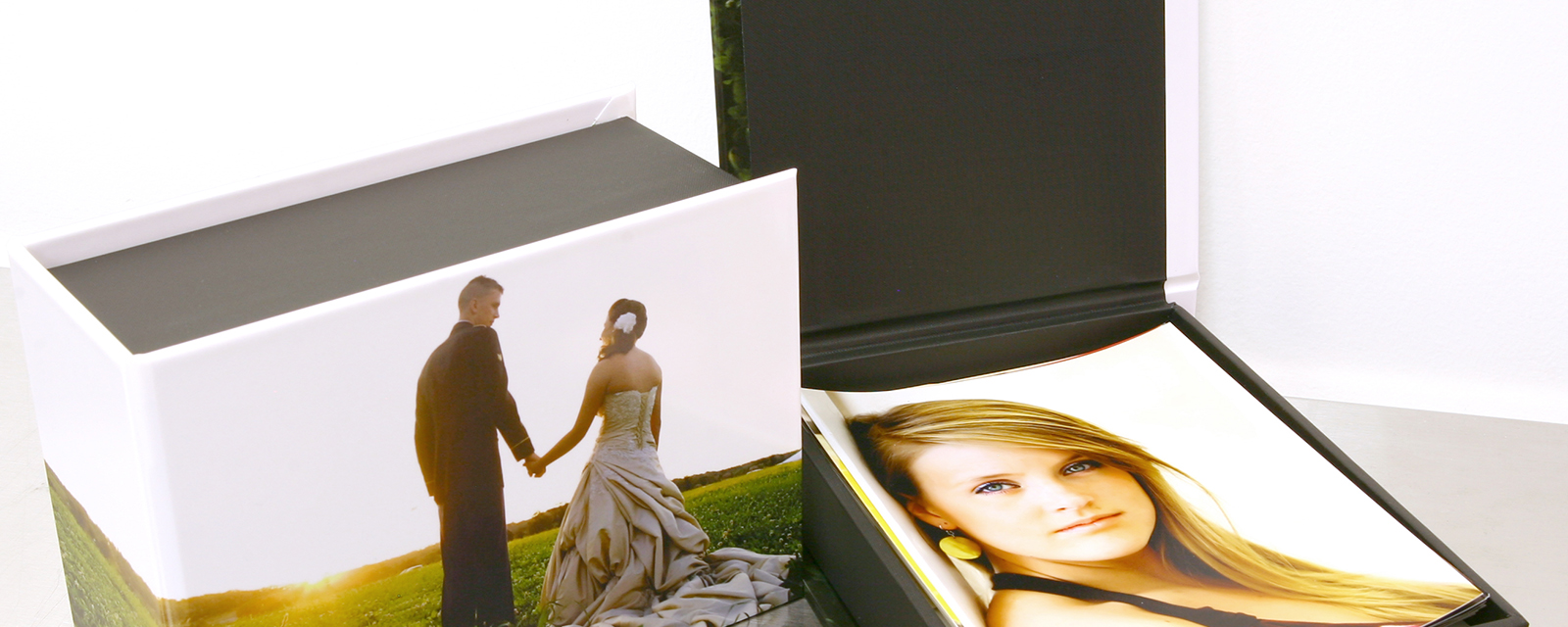 Handmade Photo Cover Boxes for Prints
