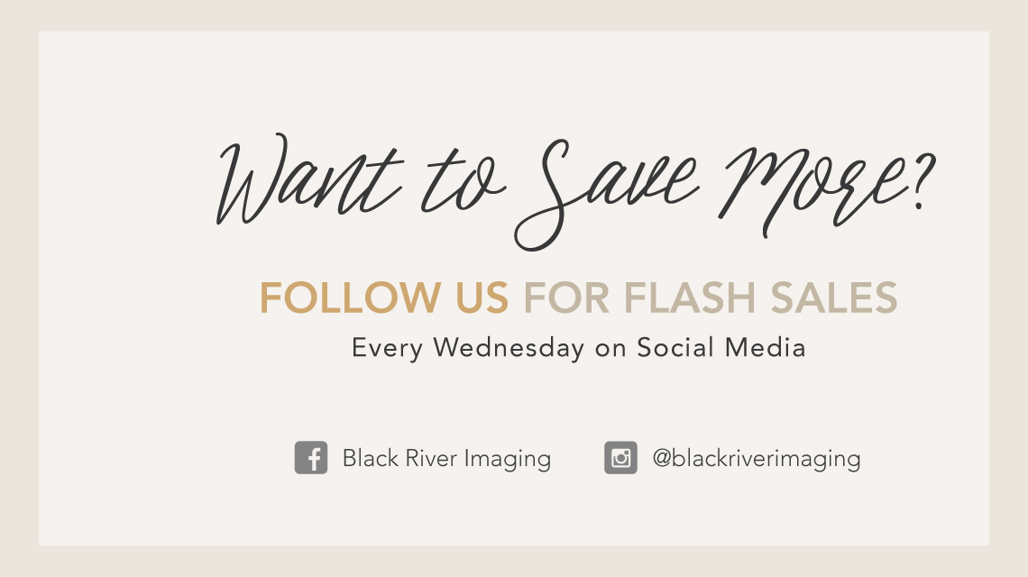 Social media flash sales