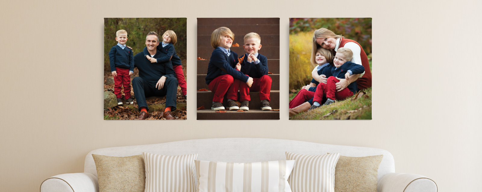 Gallery Wrap Clusters!