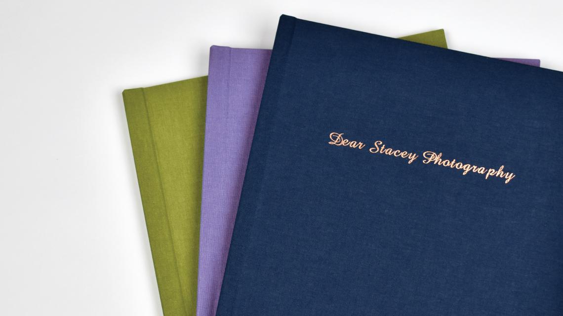 Fabrics, Fonts & Foil Color
