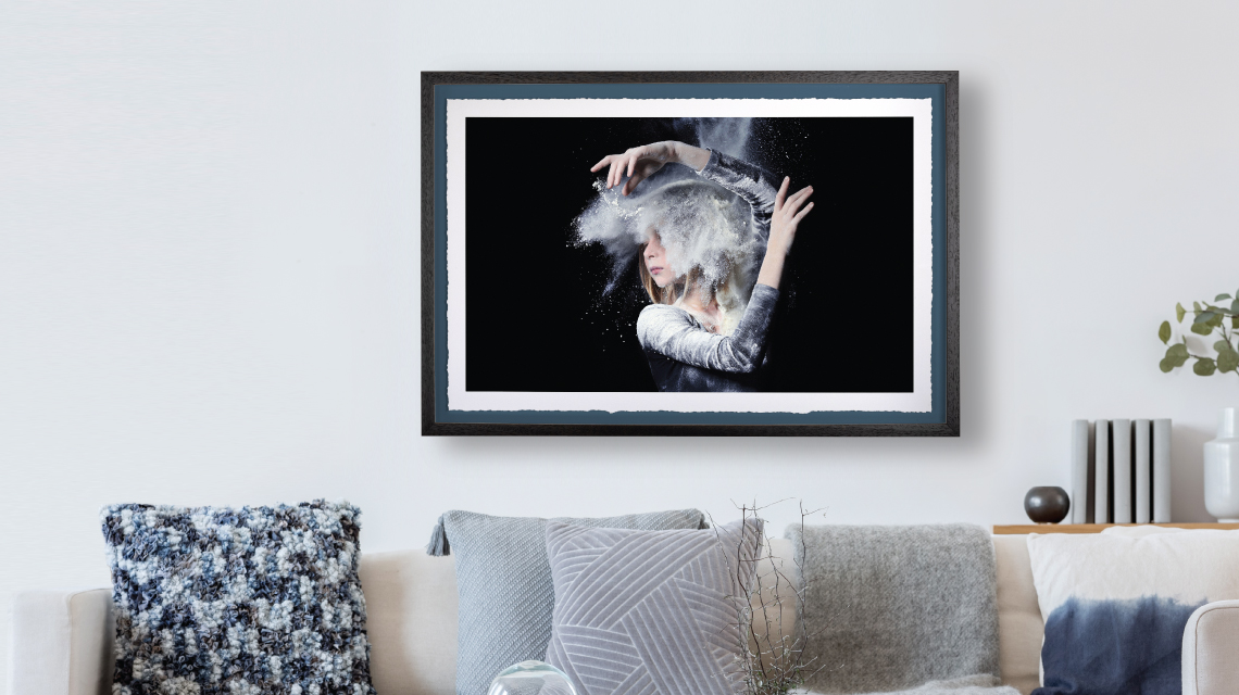 Hand-torn Fine Art Prints