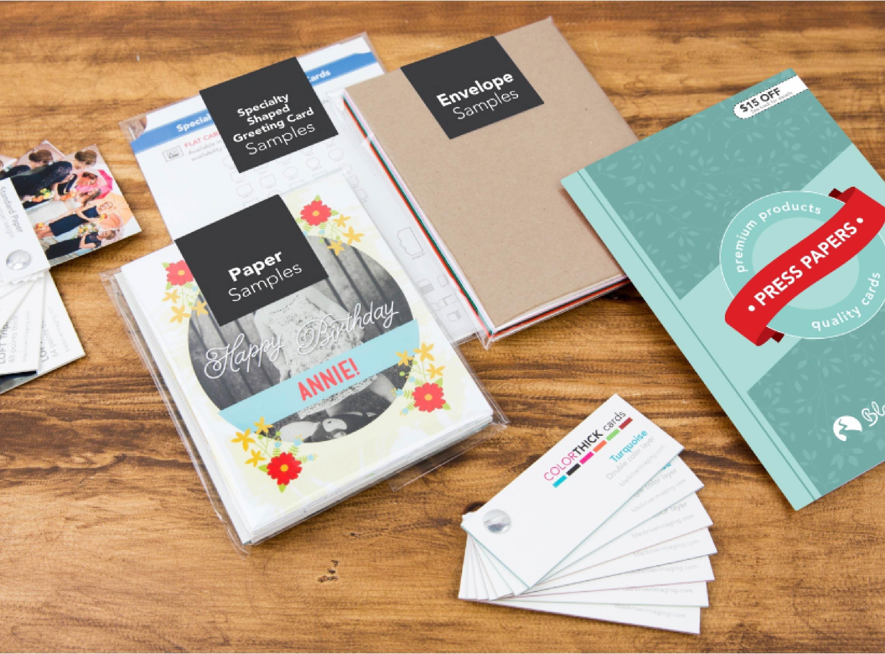 Greeting card sample kit black river imaging kristyandbryce Choice Image