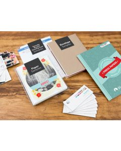 Press Papers & Cards Sample Kit