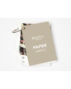 Paper Sample Kit