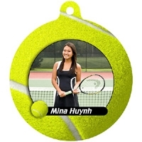 Tennis Sports Ornament