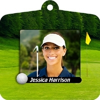 Golf Sports Ornament