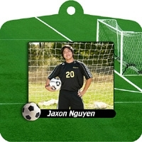 Soccer Sports Ornament