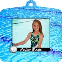 Swimming Sports Ornament