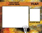 Fierce Lacrosse Memory Mate