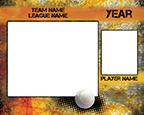 Fierce Softball Memory Mate
