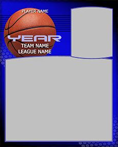 Honeycomb Basketball Memory Mate